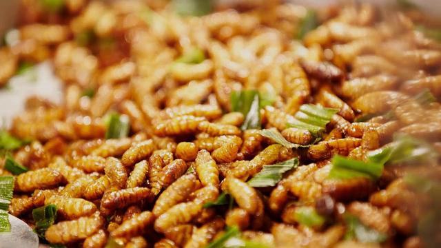 Việt Nam được xuất khẩu thực phẩm làm từ côn trùng vào EU