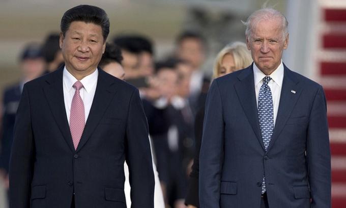 Mỹ thống nhất lập trường mạnh mẽ với Trung Quốc