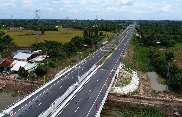 Long An sẽ đi đầu trong việc xây dựng đường ven biển trong 5 năm tới.