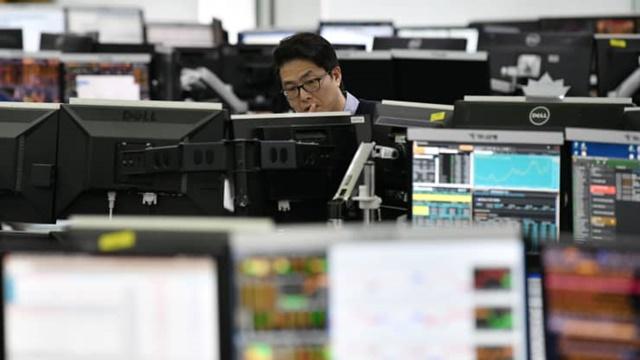 Chứng khoán châu Á tăng sau cuộc họp chính sách của Fed