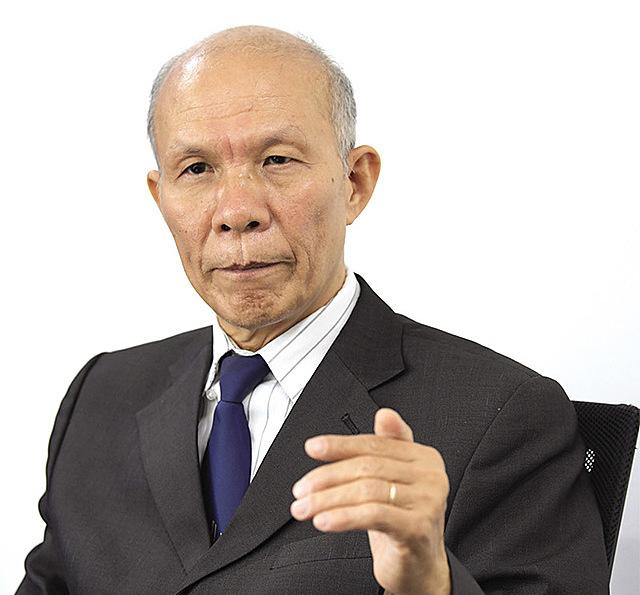 PGS-TS., chuyên gia kinh tế Đinh Trọng Thịnh.