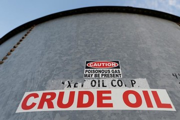 Tồn kho tại Mỹ tăng, giá dầu giảm ngày thứ tư liên tiếp
