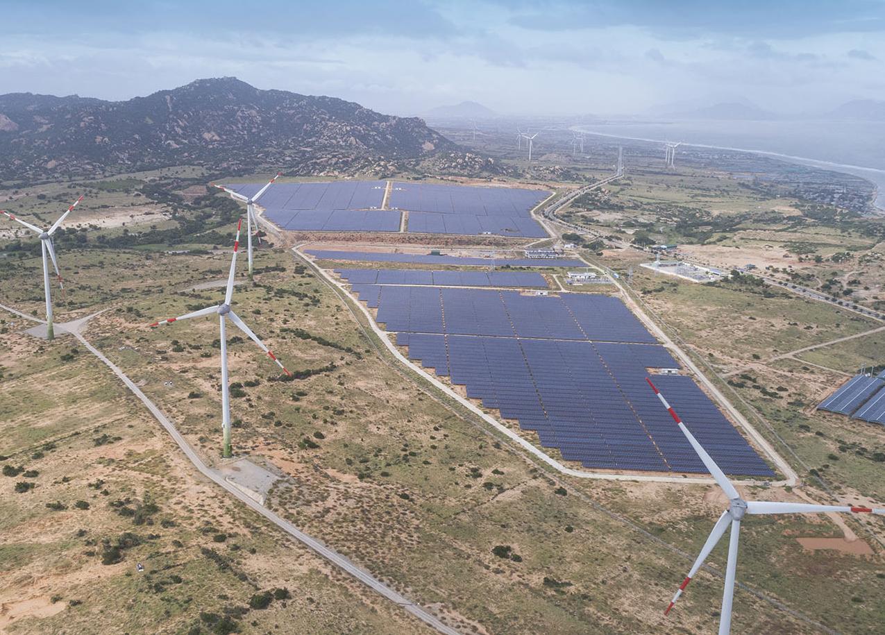 Gelex rót tối đa 1.800 tỷ đồng cho công ty con làm điện gió