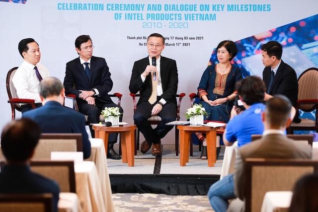 Intel Việt Nam: 'Nhiều doanh nghiệp chuẩn bị gõ cửa đầu tư vào Việt Nam'