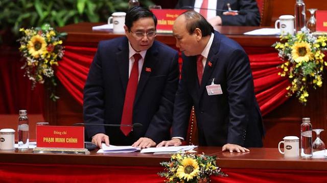 Ông Phạm Minh Chính được giới thiệu ứng cử Quốc hội ở khối Chính phủ