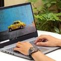 """<p class=""""Normal""""> <strong>Lenovo Ideapad S145 15IIL</strong></p> <p class=""""Normal""""> Lenovo Ideapad S145 15IIL có thiết kế đơn giản với mặt lưng nhựa phủ sơn màu xám. Theo Lenovo, viên pin trên thiết bị có thể đáp ứng cho nhu cầu học tập và làm việc văn phòng online khoảng 6-7 tiếng.</p> <p class=""""Normal""""> Màn hình: 15,6 inch, độ phân giải Full HD</p> <p class=""""Normal""""> Cấu hình: Chip Intel Core i3 thế hệ thứ 10, RAM 4 GB DDR4, SSD 256 GB</p> <p class=""""Normal""""> Giá bán: 10,3 triệu đồng</p>"""