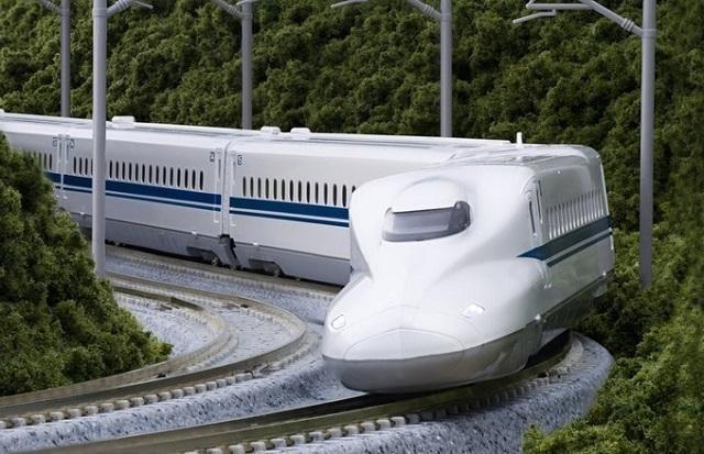 Đề xuất xây đường sắt tốc độ cao Hà Nội - Vinh trong 10 năm