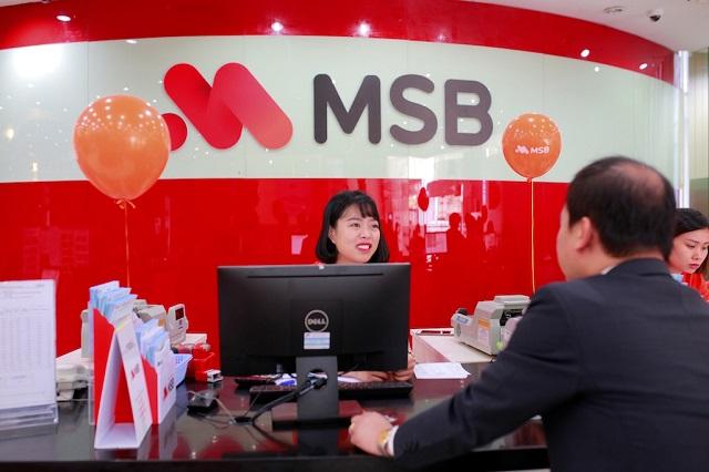 MSB đặt mục tiêu lợi nhuận 2021 tăng 30%, trình ĐHCĐ trả cổ tức 2020 tỷ lệ 30%