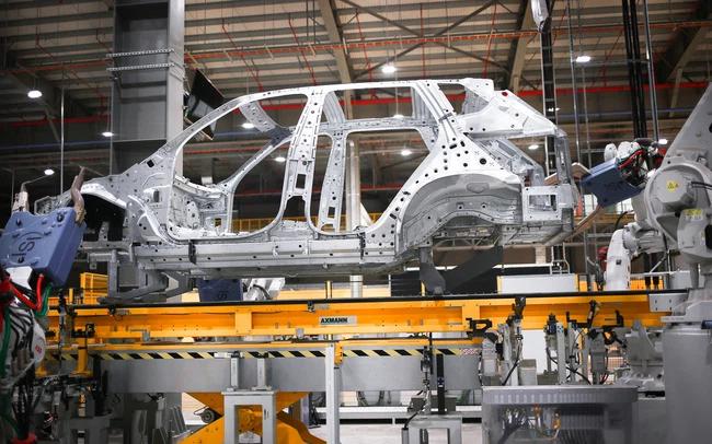 Reuters: Foxconn đàm phán với VinFast về hợp tác sản xuất pin và linh kiện xe điện