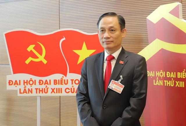 Thứ trưởng Ngoại Giao Lê Hoài Trung làm Trưởng Ban Đối ngoại Trung ương