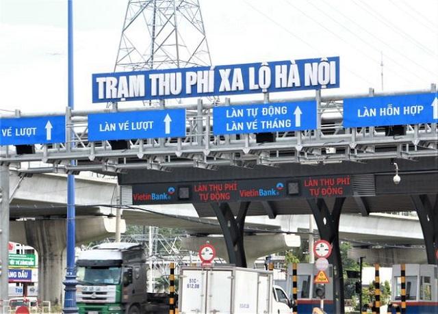 BOT Xa lộ Hà Nội sắp thu phí, giá vé bao nhiêu?
