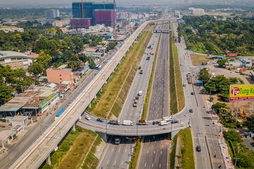 CII triển khai thu phí trạm xa lộ Hà Nội từ 1/4