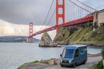 Amazon thử nghiệm xe tải điện giao hàng ở Mỹ