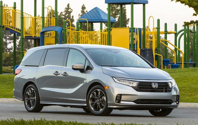 Những mẫu xe gia đình tốt nhất 2021