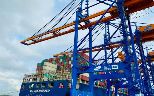 Cảng Gemalink sẽ khai trương vào tháng 5 và sẽ đạt công suất 80% năm nay.
