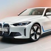 BMW i4 'tuyên chiến' Tesla Model 3 với động cơ điện hoạt động 590 km