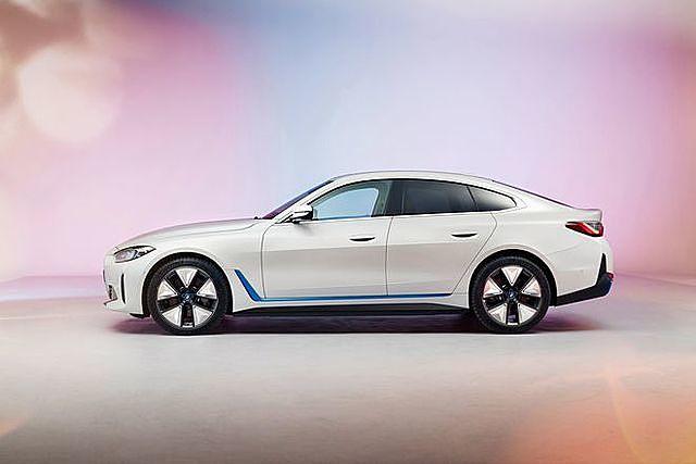 Đây sẽ là mẫu sedan chạy điện đầu tiên của hãng BMW