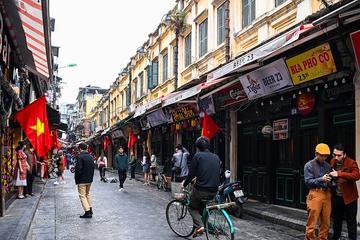 Nhà phố cổ Hà Nội sẽ không quá 4 tầng