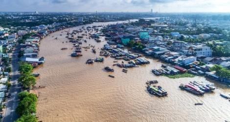 Tổng vốn ngân sách nhà nước đầu tư cho vùng Đồng bằng sông Cửu Long giai đoạn 2021-2025 dự kiến khoảng 388.000 tỷ đồng.