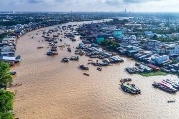 Ưu tiên vốn đầu tư cho vùng Đồng bằng sông Cửu Long