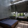 <p> Không gian mở có thể tích lớn hơn không gian tủ quần áo - phòng ngủ.</p>