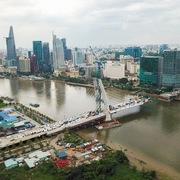Cầu Thủ Thiêm 2 dời ngày hoàn thành