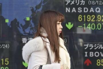 Chứng khoán châu Á trái chiều, thị trường Nhật Bản giảm sâu nhất khu vực