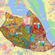 Hôm nay Hà Nội công bố Đồ án Quy hoạch phân khu đô thị 4 quận nội đô lịch sử