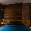 <p> Không gian phòng ngủ đơn giản...</p>