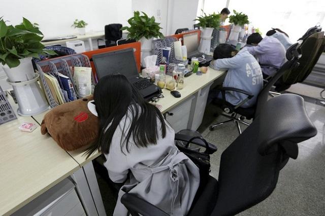 Cái chết của văn hóa '996' tại các công ty công nghệ Trung Quốc