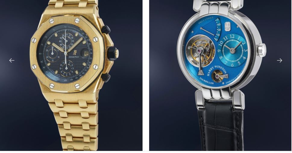 Những mẫu đồng hồ đắt giá sẽ xuất hiện tại cuộc đấu giá Geneva Watch Auction XIII