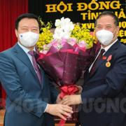 Hải Dương có tân Chủ tịch HĐND tỉnh