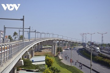 TP HCM kiến nghị Phó Thủ tướng tháo gỡ khó khăn trong giải ngân vốn ODA của tuyến metro 1