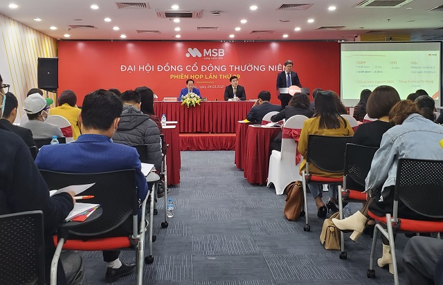 CEO Nguyễn Hoàng Linh: MSB không sáp nhập PGBank