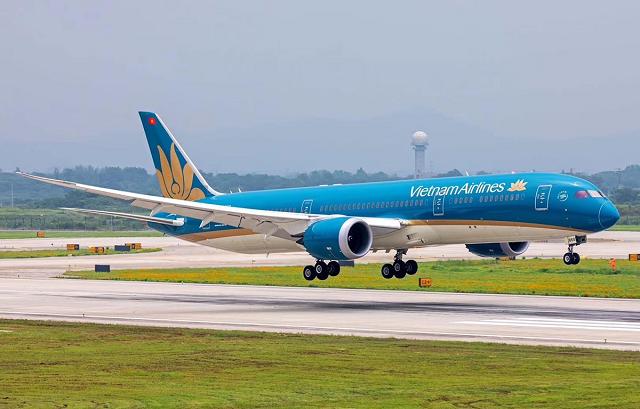 Vietnam Airlines khởi động kế hoạch bay thương mại thẳng đến Mỹ