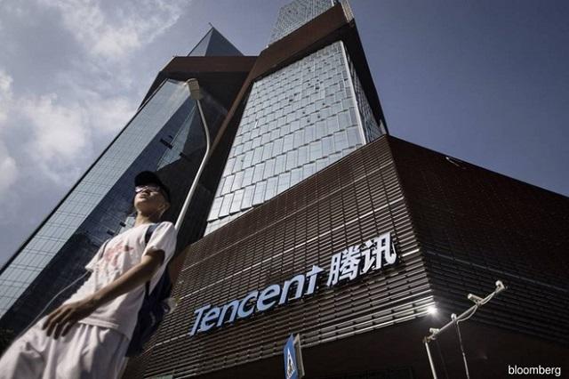 Sau Ant Group, Trung Quốc chuyển tầm ngắm đến Tencent