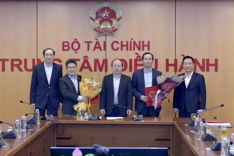 Bổ nhiệm lãnh đạo Sở Giao dịch chứng khoán Việt Nam