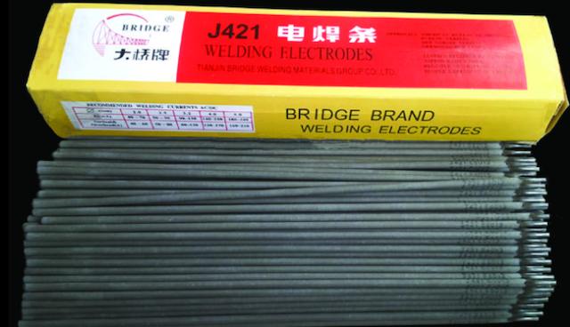 Bộ Công Thương điều tra chống bán phá giá đối với nguyên liệu hàn có xuất xứ từ Trung Quốc, Malaysia và Thái Lan