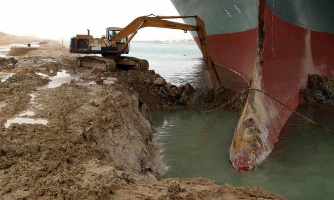 Nga thúc đẩy phương án thay thế kênh đào Suez