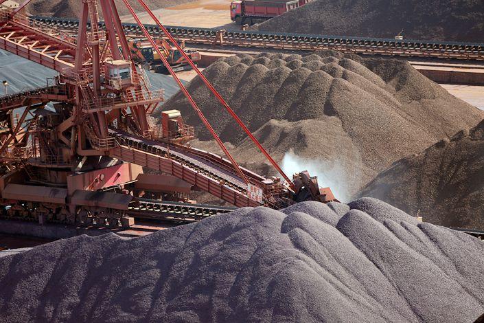 Lực cầu mạnh, lo ngại thiếu cung, giá quặng sắt ở Trung Quốc tăng 3 ngày liên tiếp