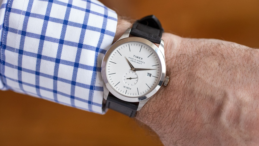 10 mẫu đồng hồ nam giới nên mua vào mùa hè