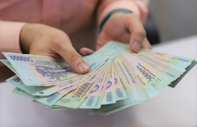 NHNN duy trì chính sách cấp hạn mức tín dụng cho các nhà băng. Ảnh: Bảo Linh.