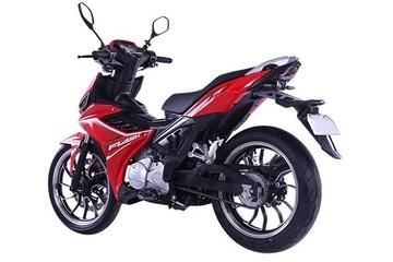 Xe côn tay Trung Quốc rục rịch vào Đông Nam Á, tham vọng đấu Yamaha Exciter