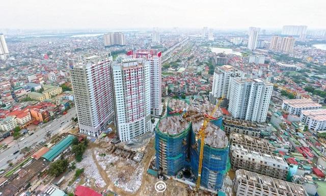 Chung cư Hòa Bình Green City nợ hơn 336 tỷ đồng tiền sử dụng đất