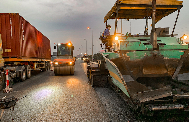 Tổng cục Đường bộ yêu cầu dừng khai thác nếu công trình đường bộ không an toàn.