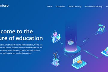 Startup giáo dục Edmicro nhận vốn Series A+