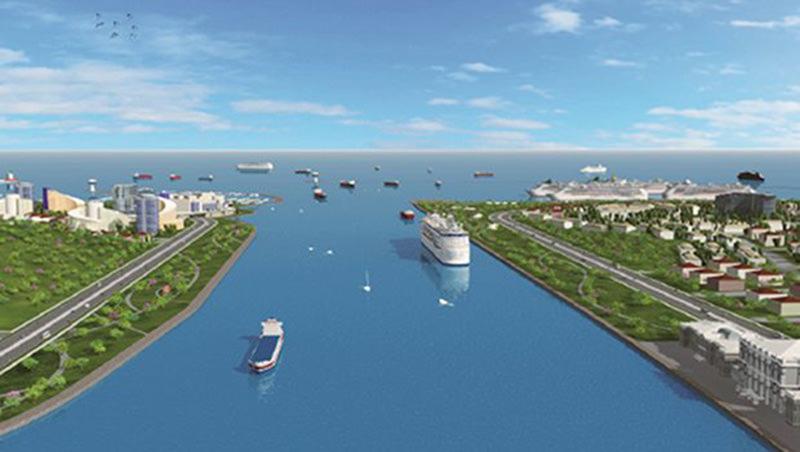 Thổ Nhĩ Kỳ thúc đẩy dự án kênh đào Istanbul kinh phí 9,2 tỷ USD