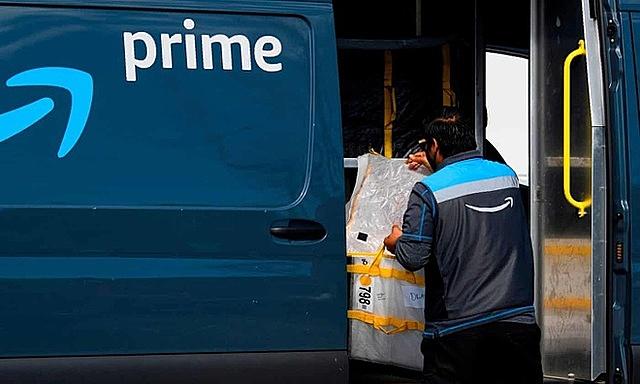 Đây không phải lần đầu Amazon đối mặt vụ kiện liên quan đến chế độ làm việc. Ảnh: Getty Images.