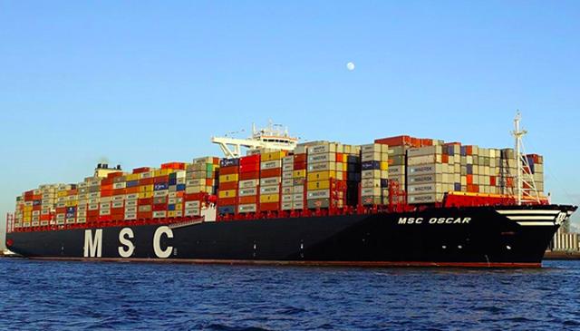 Doanh nghiệp thủy sản 'căng thẳng' với giá tàu đi Mỹ