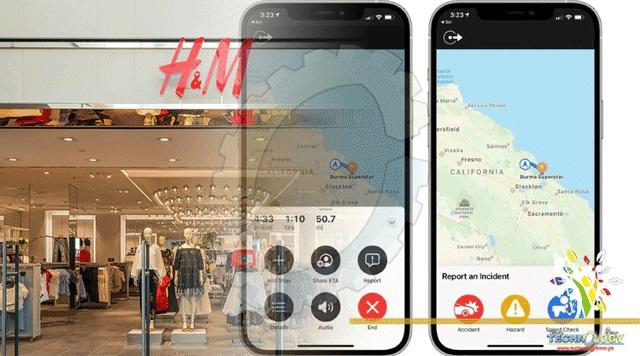 H&M bị xóa khỏi Apple Maps vì làn sóng tẩy chay tại Trung Quốc